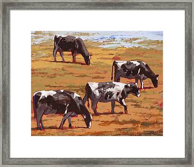 People Like Cows #10 Framed Print