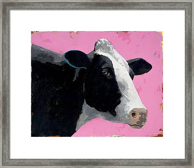 People Like Cows #13 Framed Print