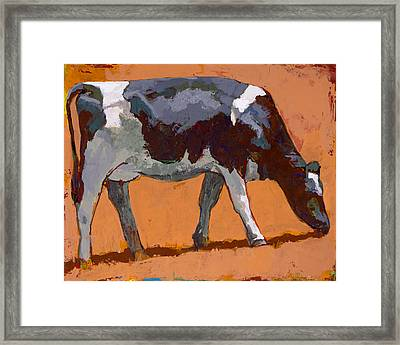 People Like Cows #4 Framed Print