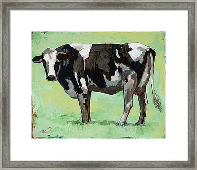 People Like Cows #5 Framed Print