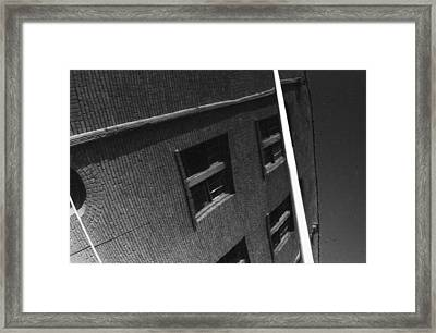 Framed Print featuring the photograph Peoples Home by Steven Macanka