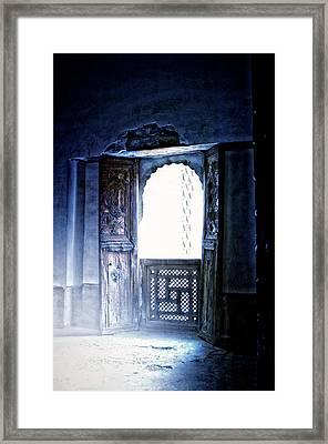 Perception Of Light Framed Print by Studio Yuki