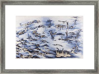 Perceptions 4 Framed Print by Gerard Ssempebwa