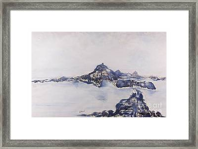 Perceptions 5 Framed Print by Gerard Ssempebwa