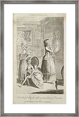 Perdita Dolly Framed Print by British Library