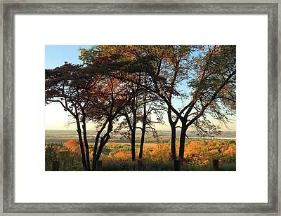 Pere Marquette State Park Framed Print