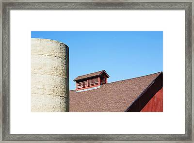 Perfect Americana Framed Print by Marilyn Hunt