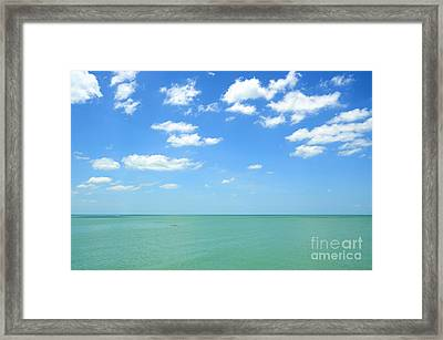 Perfect Day Framed Print by Alicia Mick
