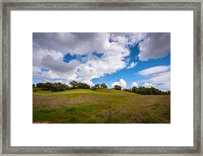 Perfect Day Framed Print by Peter Tellone