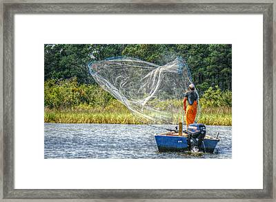 Perfect Form Framed Print