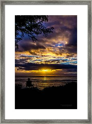Perfect Morning Framed Print