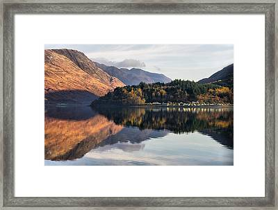 Perfect Reflections Framed Print