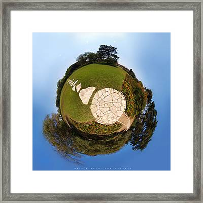 Perfect World Framed Print by Meir Ezrachi