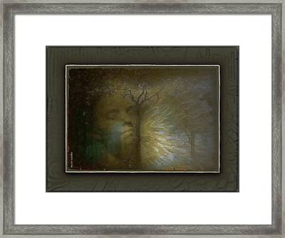 Performance Of Love Framed Print by Freddy Kirsheh