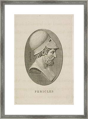 Pericles Framed Print by British Library