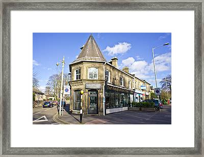 Period House Store Framed Print