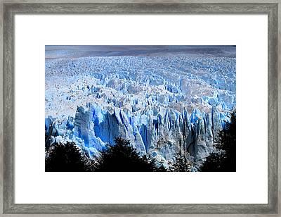 Perito Moreno Glacier Framed Print by Arie Arik Chen