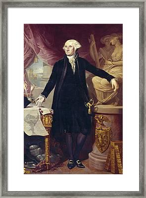 Perovani, Giuseppe 1765-1835. Portrait Framed Print