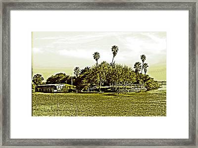 Perry's Framed Print