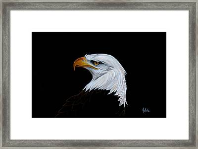 Perserverance Framed Print by Adele Moscaritolo