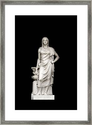 Framed Print featuring the photograph Perseverance by Fabrizio Troiani