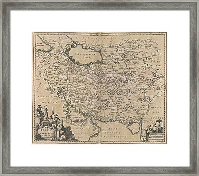 Persia Framed Print by British Library