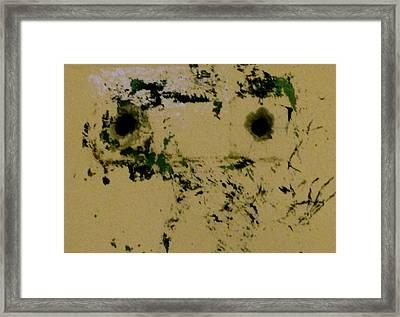 Persona 2 Framed Print by Charles Rayburn