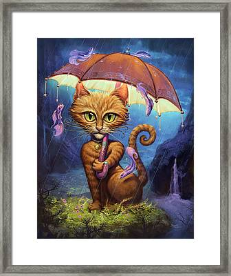 Personal Sunshine Framed Print by Jeff Haynie