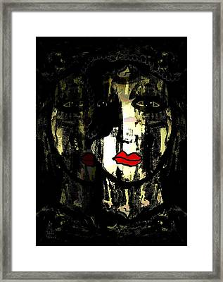Personality Framed Print