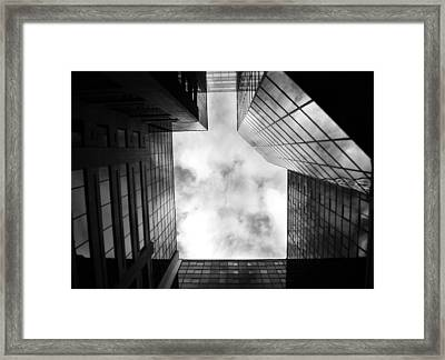 Perspective  Framed Print by Charlie Gaddy