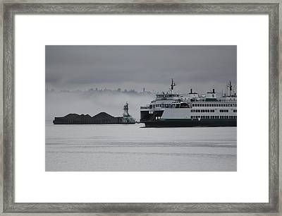 Framed Print featuring the photograph Perspective Is Everything by E Faithe Lester