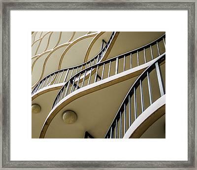 Perspective Framed Print by Joe Scott