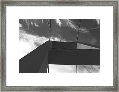Perspective Framed Print by John Rossman