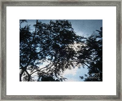 Perspective Framed Print by Megan Dirsa-DuBois