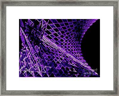 Perspectives Of Light Framed Print