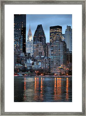 Perspectives V Framed Print