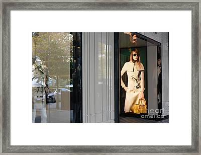 Perth City Framed Print by Bobby Mandal