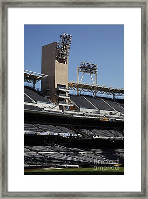 Petco Park Framed Print by Chris Selby