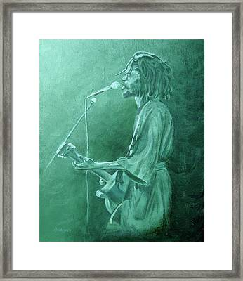 Peter Tosh 1 Framed Print