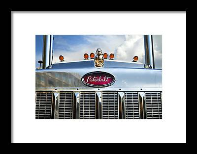 Freightliner Framed Prints