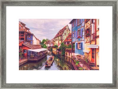 Petite Venise I  Framed Print