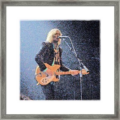 Petty Framed Print