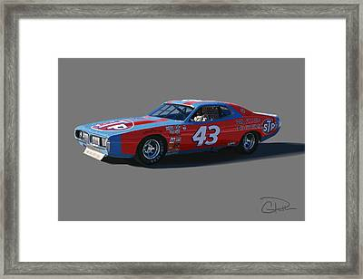 Petty Framed Print by Charley Pallos