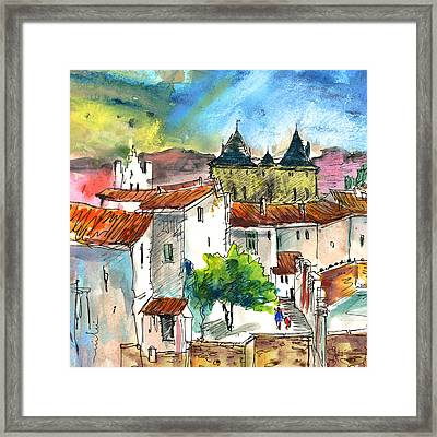 Pezens 04 Framed Print by Miki De Goodaboom