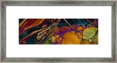 Ph-15 Framed Print