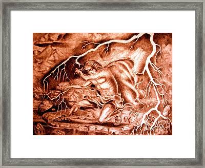 Phaethon Framed Print