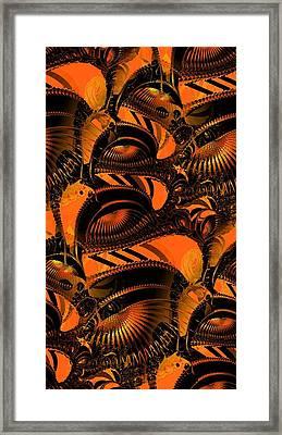 Pharaoh's Dream Framed Print by Anastasiya Malakhova