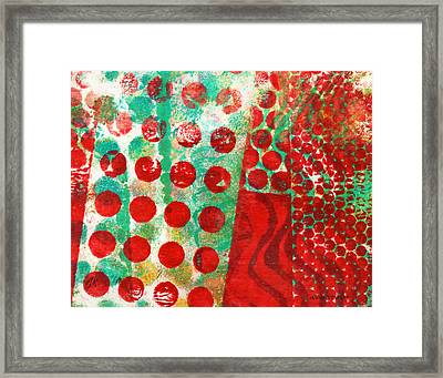 Phase Series - Change Framed Print by Moon Stumpp