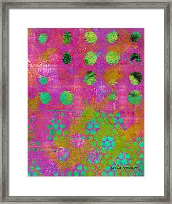 Phase Series - Choice Framed Print by Moon Stumpp