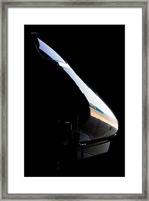 Phenom Reflection Framed Print by Paul Job